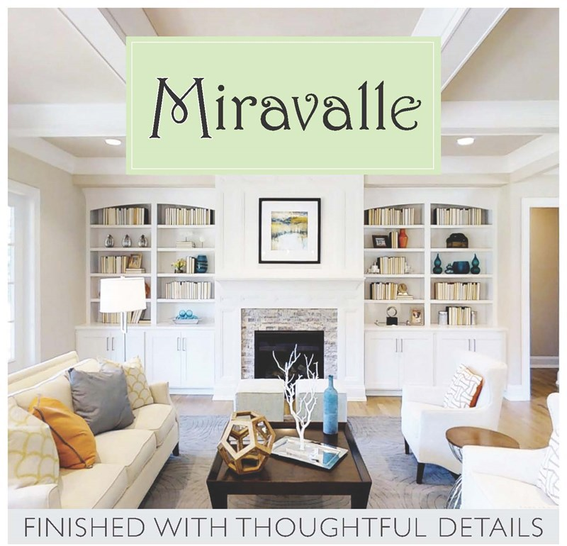 Miravalle | New Homes For Sale in North Raleigh NC