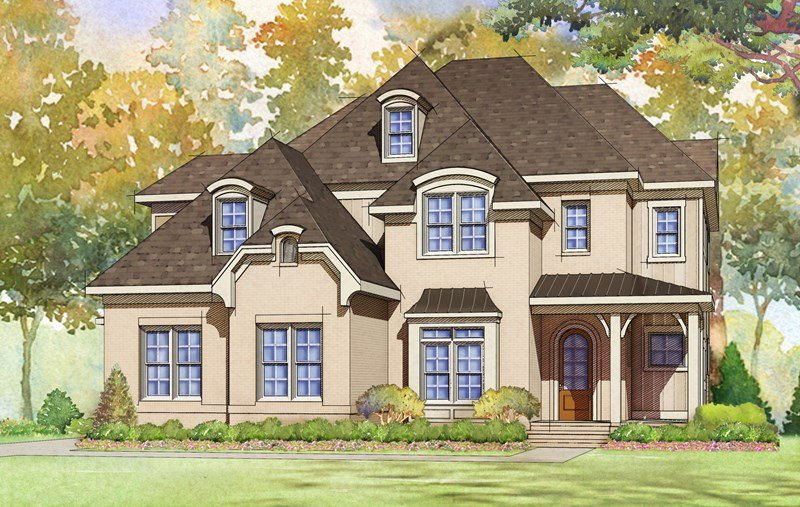 Avalaire North Raleigh, Custom Homes ...