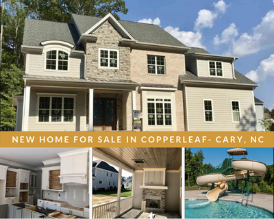 New Phase in Copperleaf- Cary, NC!