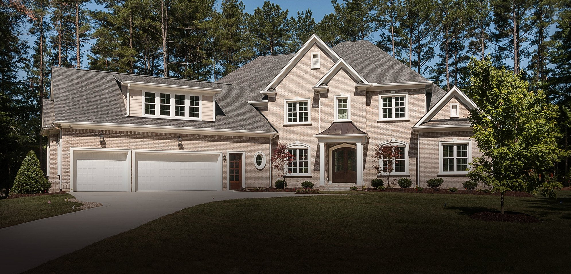 Custom luxury homes builder raleigh wake forest nc for Building a house in nc